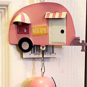 💗💗Vintage Camper Mini Wind chime 💗💗